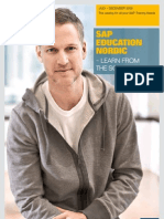 SAP Nordic Edcuation Catalog July December 2009