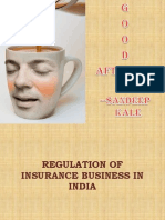 Regulation of Insurance Business in India