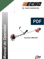 Manual - Rocadeira SRM 4605