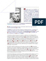 1.2 Antropologia Platonica (Sintesis)