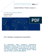 US Pharmaceutical Market