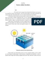 Stuctura celulelor fotovoltaice