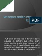 METODOLOGÍAS DEL RUP