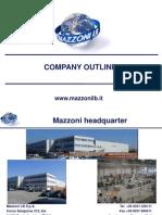 Mazzoni Presentation 2011