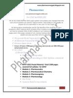 Pharma Corner_sample Study Materilas