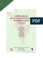 Gobernalidad de los sistemas educativos en américa latina