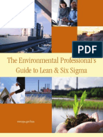 Environmental Professional Guide to Lean & Six Sigma
