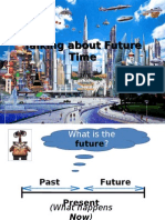 Talking About Future Time