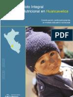 Proyecto Integral Educativo Nutricional-Huancavelica