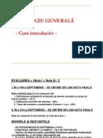 01. Geologie Generala - Pre Zen Tare 01 - Notiuni Introductive