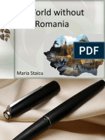 A World Without Romania