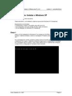5.4.2 Install XP