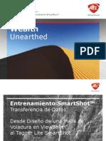 Entrenamiento SmartShot- Transferencia de Diseño  de ViewShot a Tagger Lite SS