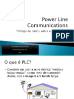 Power Line Communicatons
