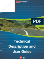 Saf Freemile Technical Description User Guide