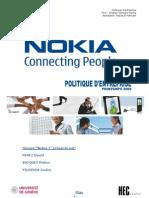 Nokia- Groupe 1