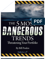 Most Dangerous Trends