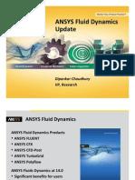 ANSYS 14.0 Fluid Dynamics Update - Dipankar Choudhury