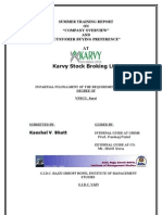 Karvy Stok Broking Ltd