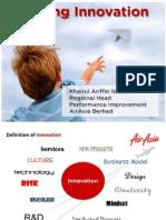 AirAsia Inspiring Innovation