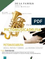 Invitación pictomusicadelfia y concierto