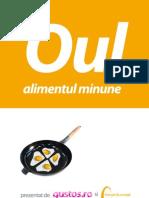 Www.gustos.ro - Oul, Alimentul Minune