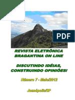 Revista Eletrônica Bragantina On Line - Maio/2012