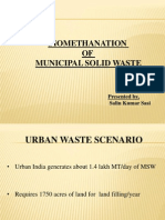 Bio Met Ha Nation of Solid Waste