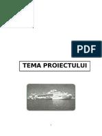 Transport Maritim- Navele