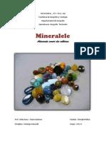 referat mineralogiee