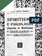 Theodoro Flournoy_Spiritismo e Psicologia
