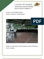 Informe Obra Evangelística Militar
