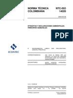 NTC-ISO14020