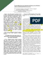 Contribuição Ao Estudo Dos Principais Algoritmos De Extração Da Máxima Potência Dos Painéis Fotovoltaicos