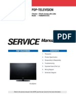 Sony TV Reference Guide -KDL-43W800D | Hdmi | Ac Power Plugs