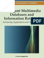 Intelligent Multimedia Databases and Information Retrieval Advancing Applications and Technologies