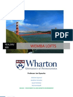 WEMBA Lofts -Seevak Report_Final