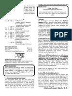 3pg Bulletin May 20, 2012