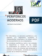 PERIFERICOS MODERNOS