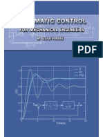 Automatic Control for Mechanical Engineers, M Galal Rabie