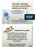 Presentación Congreso Virtual