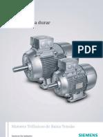 Catalogo de Motores Siemens