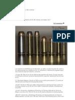 Descripción de los calibres más comunes