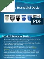 Analiza Brandului Dacia