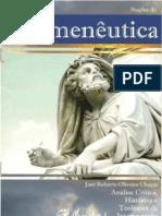 José Roberto Oliveira - Noções de Hermeneutica