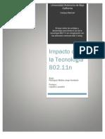 El impacto de 802