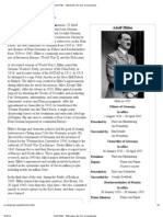 Adolf Hitler - Wikipedia, The Free Encyclopedia