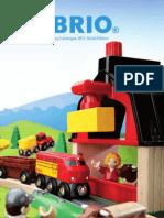 BRIO Retail 2012 - trains en bois
