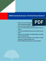 MENA Family Businesses Report 17-Apr-11