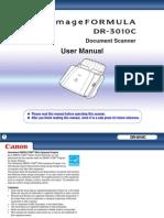 Canon 3010c Manual